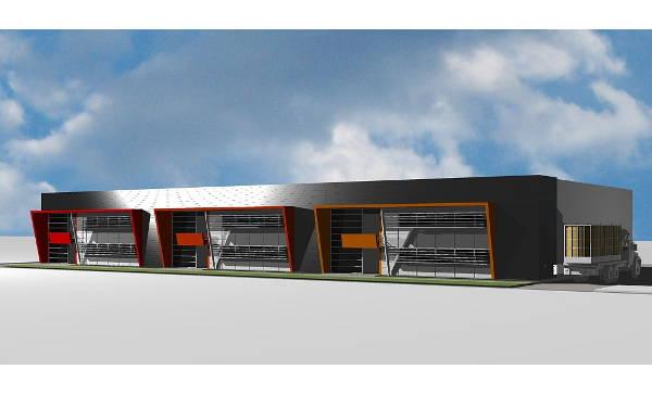 Proyecto arquitectura industriales galpones para renta for Busco arquitecto para proyecto